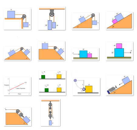 thumbnail view of kinematics and dynamics diagrams 4