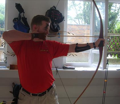 archery longbow