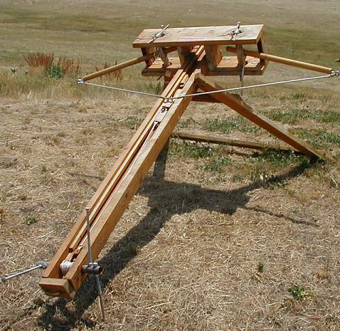 how to make a projectile launcher for physics