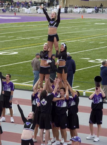 cheerleading picture 5