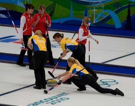 picture of curling