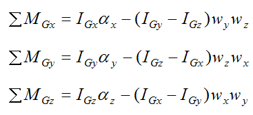The final Euler equations for general rigid body motion