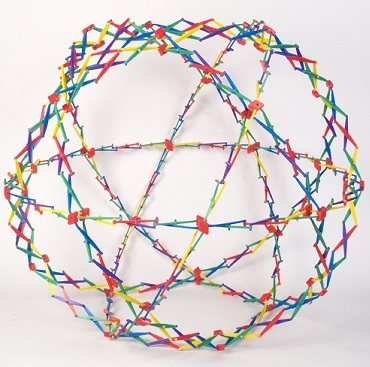 picture of hoberman sphere