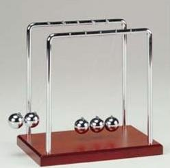 newtons cradle picture amazon