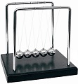 small picture of newtons cradle