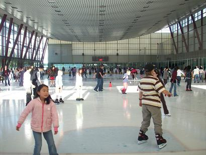 picture of ice skating