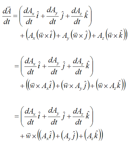 General vector derivative 5