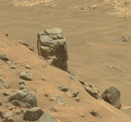 are aliens real possible mars entrance