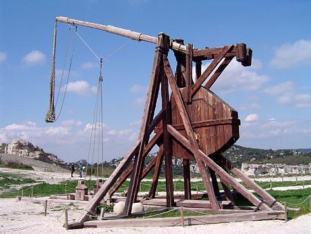 trebuchet catapult picture