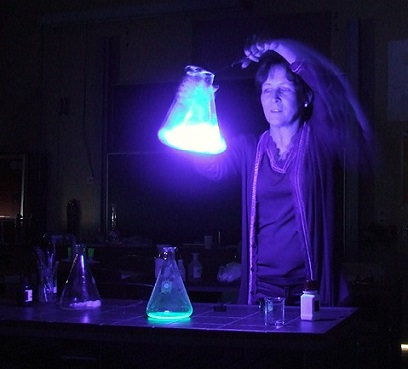 chemoluminescence picture