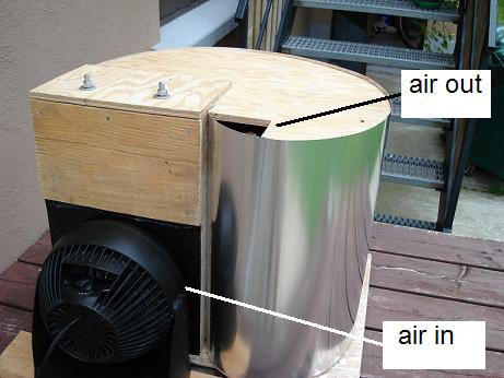 homemade ac picture 1