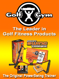 affiliate ad for golf gym trainer