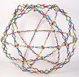 small picture of hoberman sphere