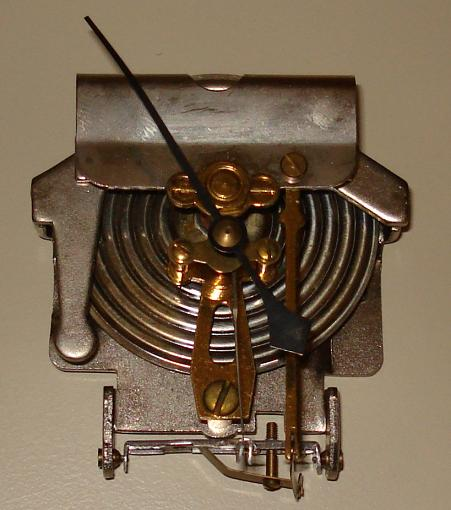 barometer mechanism picture