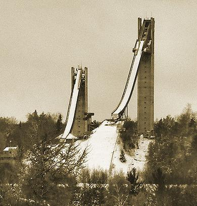 picture of ski jump